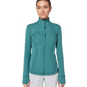 Lululemon Define Jacket in Deep Cove Green